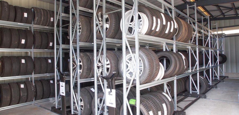Stockage roue Ballaigues - Vallorbe - Orbe - Région