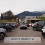 Peugeot Citroen Ballaigues