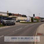 Peugeot Citroen Ballaigues